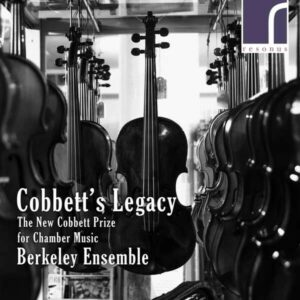 Cobbett's Legacy - Berkeley Ensemble