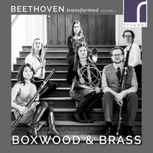 Beethoven Transformed Vol. 1 - Boxwood & Brass