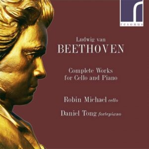 Beethoven: Complete Works For Cello And Piano - Robin Michael