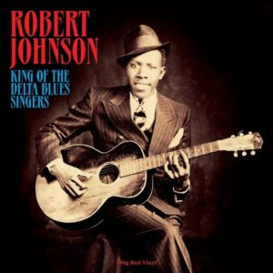 King Of The Delta Blues (Vinyl) - Robert Johnson