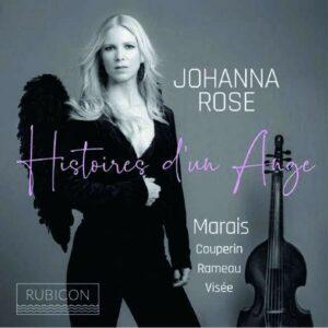 Histoires d'Un Ange - Johanna Rose