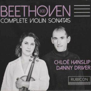 Beethoven: Complete Violin Sonatas - Chloe Hanslip