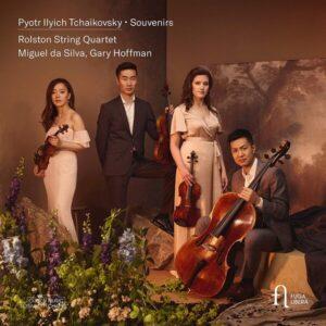 Tchaikovsky: Souvenirs - Rolston String Quartet