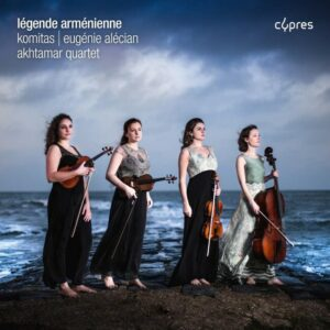 Legende Armenienne - Akhtamar Quartet
