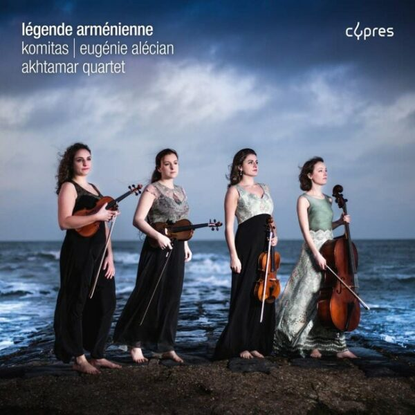 Legende Armenienne - Akhtamar Quartet