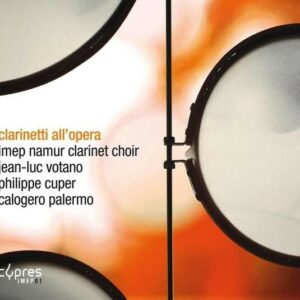 Clarinetti All'Opera - Imep Namur Clarinet Choir