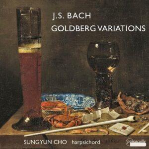 Bach: Goldberg Variations - Sungyun Cho
