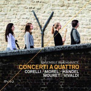 Concerti A Quattro - Ensemble Bradamante