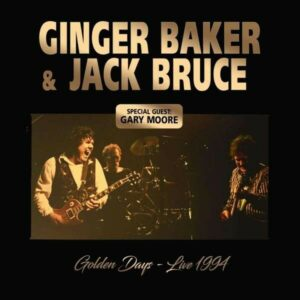 Golden Days, Live 1994 - Ginger Baker