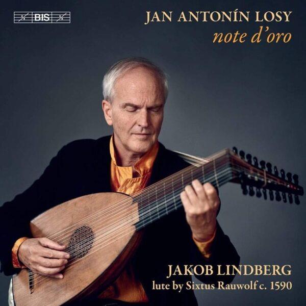 Jan Antonin Losy: Note D'Oro - Jakob Lindberg