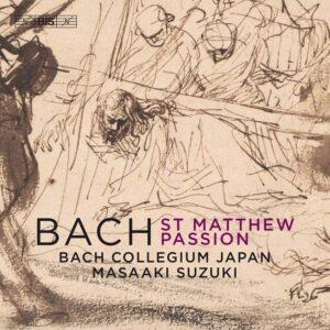 Bach: St Matthew Passion - Masaaki Suzuki
