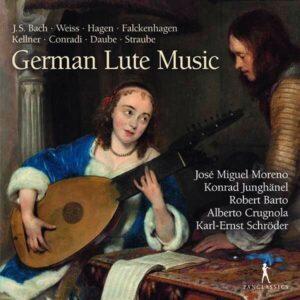 German Lute Music (12CD)