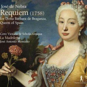 Jose De Nebra: Requiem - Coro Victoria