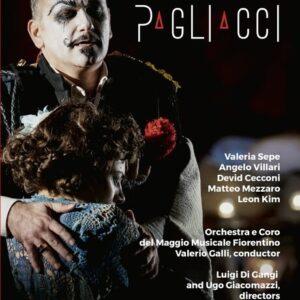 Ruggero Leoncavallo: Pagliacci - Valeria Sepe