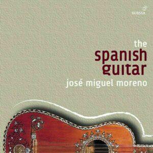 The Spanish Guitar - Jose Miguel Moreno