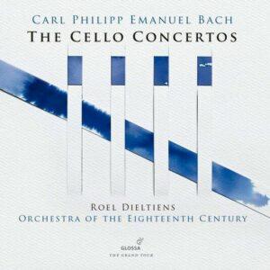 CPE Bach: The Cello Concertos - Roel Dieltiens