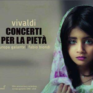 Antonio Vivaldi: Concerti Per La Pietra - Fabio Biondi
