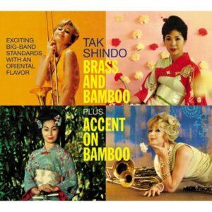 Brass & Bamboo - Tak Shindo