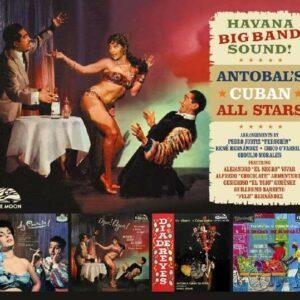 Havana Big Band Sound - Antobal's Cuban All Stars