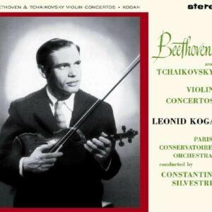 Beethoven / Tchaikovsky: Violin Concerto - Leonid Kogan