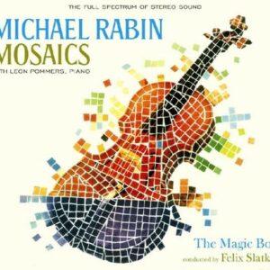 Mosaics - Michael Rabin