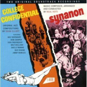 College Confidential / Synanon (OST) - Dean Elliott & Neal Hefti