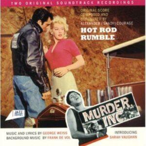 Hot Rod Rumble / Murder Inc. (OST) - Alexander Courage & Frank De Vol