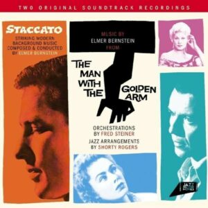 Johnny Staccato / The Man With The Golden Arm (OST) - Elmer Bernstein