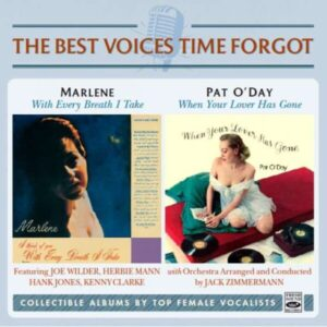 I Think Of You With Every Breath I Take / When Your Lover Has Gone - Marlene & Pat O'Day