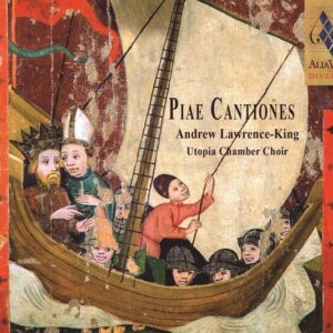 Piae Cantiones - Utopia Chamber Choir