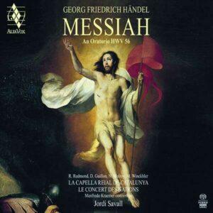 Handel: The Messiah - Jordi Savall