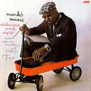 Monk's Music (Vinyl) - Thelonious Monk Septet