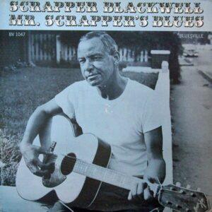 Mr. Scrapper's Blues - Scrapper Blackwell