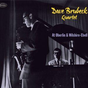 At Oberlin & Wilshire-Ebell - Dave Brubeck Quartet