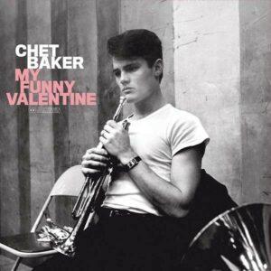 My Funny Valentine (Vinyl) - Chet Baker
