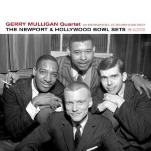 Newport & Hollywood Bowl Sets (Vinyl) - Gerry Mulligan Quartet