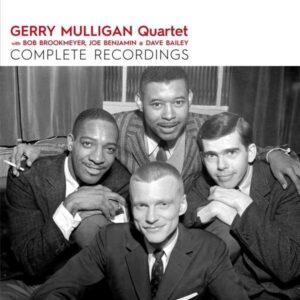 Complete Recordings - Gerry Mulligan Quartet