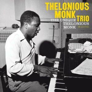 Unique Thelonious Monk (Vinyl) - Thelonious Monk Trio