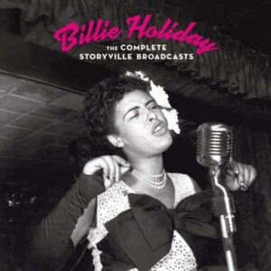 Complete Storyville Broadcasts - Billie Holiday