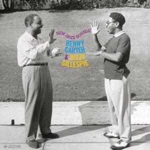 New Jazz Sounds (Vinyl) - Benny Carter & Dizzy Gillespie