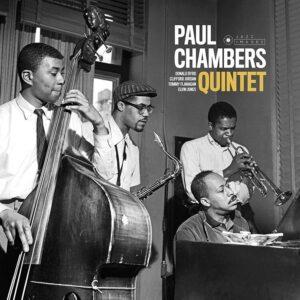 Paul Chambers Quintet (Vinyl) - Paul Chambers Quintet