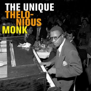 Unique Thelonious Monk (Vinyl) - Thelonious Monk