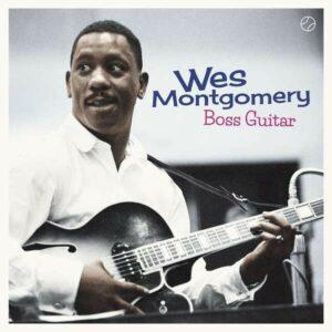 Boss Guitar (Vinyl) - Wes Montgomery