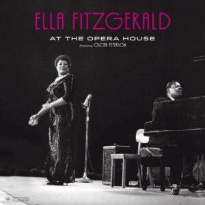 At The Opera House (Vinyl) - Ella Fitzgerald