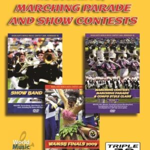 WMC 2009: Marching, Parade & Show Contests