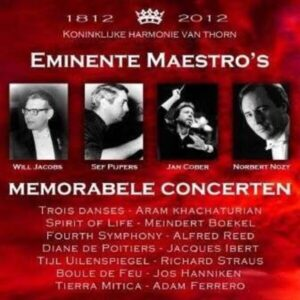 Eminente Maestro's - Koninklijke Harmonie Van Thorn