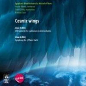 Johan De Meij: Cosmic Wings - Symphonic Wind Orchestra St. Michael Of Thorn