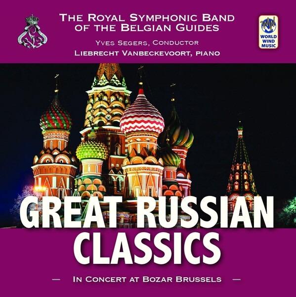 Great Russian Classics - Liebrecht Van Beckevoort