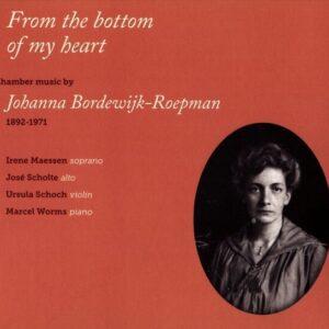 Johanna Bordewijk-Roepman: Chamber Music - Irene Maessen