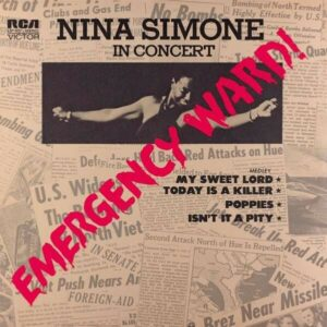 Emergency Ward (Vinyl) - Nina Simone